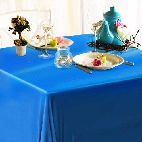 Toile Cir E Casa Pura Bleue Au M Tre Tailles Au Choix Nappe D Corative Pour Toutes Les Occasions Toile D Couper Surface R Sistante 2000x140cm