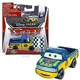 Disney Pixar Cars 2 Dexter Hoover With Checkered Flag - Voiture Miniature Echelle...