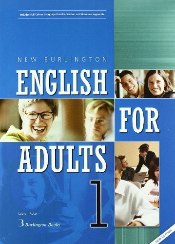 English For Adults. Student's Book - Number 1