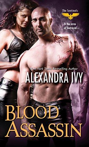 Blood Assassin (Sentinels (Zebra)) (Sentinels (Alexander Ivy))