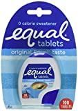 Equal Tablets 100 -Count (Pack of 12)