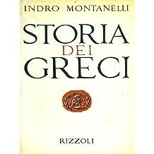 montanelli storia dei greci  : Storia dei greci Montanelli, Indro