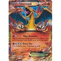 Charizard EX #XY-17 Pokemon Card (Rare/Holo-Foil/Promo) from XY: Flashfire [Toy]…