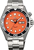 ORIENT Ray DEEP Diver Herrenuhr professional Taucheruhr neues Modell FEM6500AM9