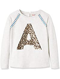RED WAGON Sweat Sequins et Strass Fille