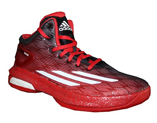 C77250|Adidas Crazylight Boost Scarlet|42