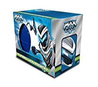 La confezione contiene: 1 turbo yo-yo, 1 turbo spada, 1 turbo frisbee e 2 turbo combattenti base. Età 3+