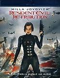 Resident evil: Retribution [Blu-ray] [Import anglais]