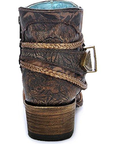 Corral Boots  A3123, Bottes et bottines cowboy femme Marron - Marron