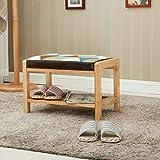 AJZXHE Schuh Bank Schuhablage Hocker modernen minimalistischen Speicher Multifunktionsschuh Schuhe (Farbe : G)