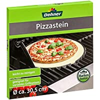 Dehner 2434199 - VGS Piedra de la Pizza para la Parrilla y Horno, ...