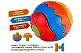 #8: Webby Puzzle Block Ball