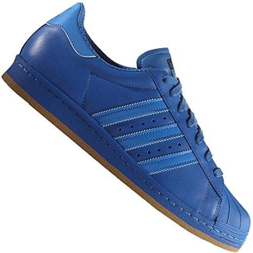 adidas Superstar 80s Reflective Nite Jogger Sneaker B35385 Bluebird Gr. 46 (UK 11,0) Street Sport Jogger