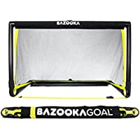 BazookaGoal Original - Faltbares Profi Pop-Up Tor (1.20 cm * 0.75 cm)
