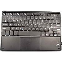 """Theoutlettablet® Teclado Bluetooth (inalambrico) para Tablet Lenovo Tab 2 A10-30 - Tablet de 10.1"""" con letra Ñ en español y Touchpad"""