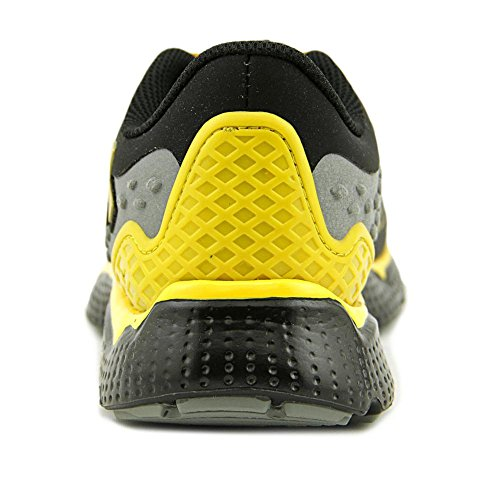 Under Armour BGS Micro G Synthétique Baskets Gph-Blk-Txi