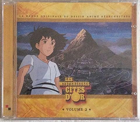 Les Mystérieuses Cités d'Or (volume