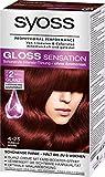 Syoss Gloss Sensation Intensiv-Tönung 4-23 Dunkle Beere, 3er Pack (3 x 115 ml)