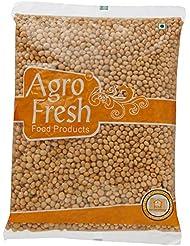 Agro Fresh Soya Beans, 1kg