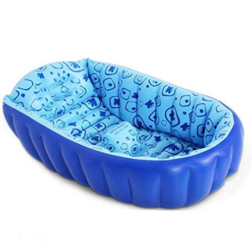 Baignoire gonflable pour bébé Baignoire pour bébé Bain nouveau-né Bain thermal pour enfants