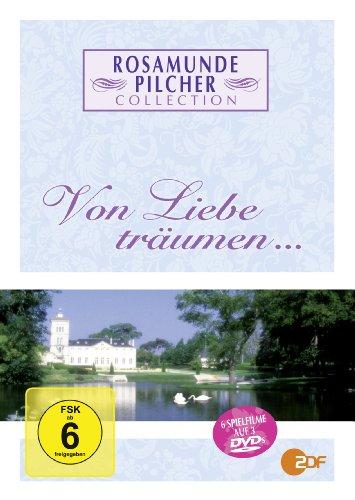 Rosamunde Pilcher Collection - Von Liebe träumen ... (3 DVDs)