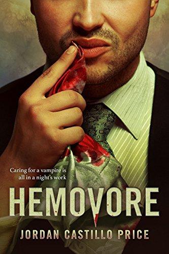 Buchseite und Rezensionen zu 'Hemovore (English Edition)' von Jordan Castillo Price