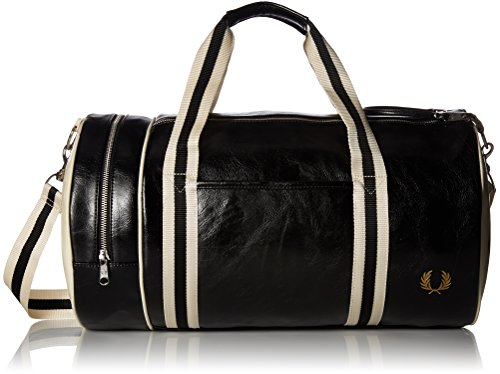 Fred Perry Classic Barrel Bag -