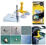 Upgrade Windshield Repair Kit, Windshield Crack Repair Tools Kit for Fixing Auto Glass