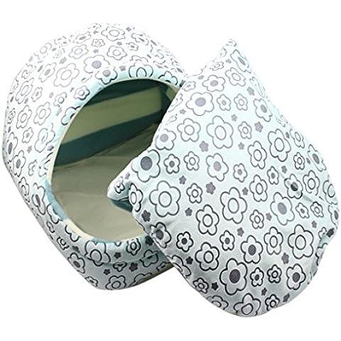 Vollter Warm Mini caramelle di colore Bed dell'animale domestico Pet Supplies Dog Kennel Lettiera Nest - Bed Kennel