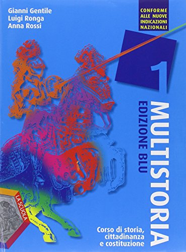 Multistoria. Ediz. blu. Per la Scuola media. Con DVD. Con e-book. Con espansione online: 1