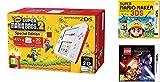Consola Nintendo 2DS Roja + New Super Mario Bros 2 + Super Mario Maker + LEGO Star Wars: El Despertar De La Fuerza