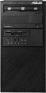 Asus BM1AF-I74770062B Silent Desktop-PC (Intel Core i7 4770, Haswell, 3,4GHz, 8GB RAM, 1TB HDD, Win 8 Pro)