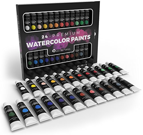 Castle Art Supplies Watercolour Professionals