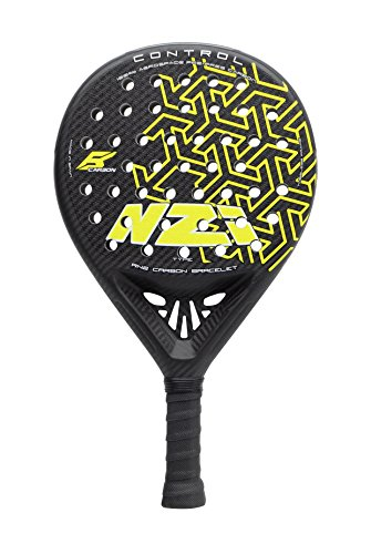 Preisvergleich Produktbild NZI 552200 G910 Padelschläger,  Unisex Erwachsene,  gelb / schwarz,  Einheitsgröße