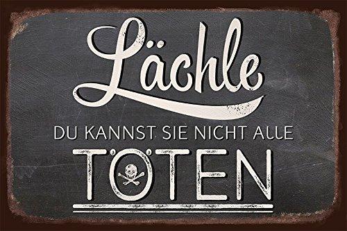grafik-werkstatt-60518-vintage-art-lchle-du-kannst-sie-nicht-alle-tten-blechschild-metall-transparen
