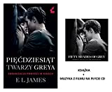 Various Artists: Fifty Shades Of Grey [CD]+[KSIĄŻKA]
