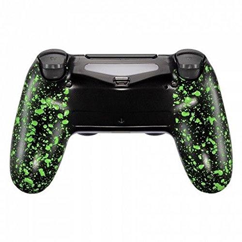 Military Gamer Grip Gehäuse für PS4 Controller Slim Pro JDM-040 Anti Sweat Green Psp-controller Grip