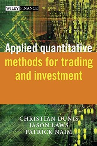 Applied Quantitative Methods (The Wiley Finance Series)