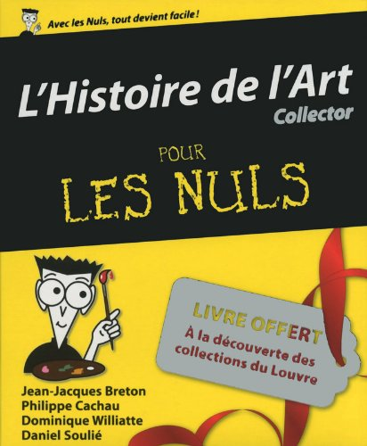 Histoire de l'art Pour les Nuls, édition collector