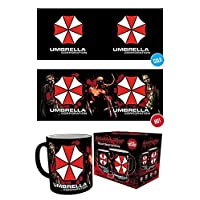 GB Eye Limited Resident Evil, Umbrella, Heat Changing Mug