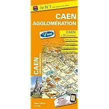 Caen agglomération : 1/12 500