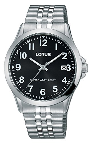 Lorus Watches Unisex RS971CX9