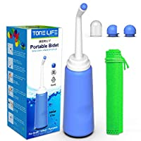 New Portable Travel Bidet-Peri Bottle for Postpartum Perineal Care-hemmoroid Treatment Easy Post Partum Washing, Cleansing for Mom After Birth-Portable Bidet for Birth Tears, Pain