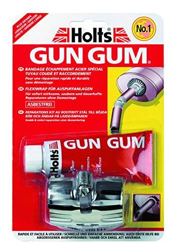 Holts 204415 Gun Gum - Pasta de reparación para tubos de escape