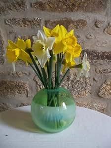 J-line - Vase - Vase boule vert