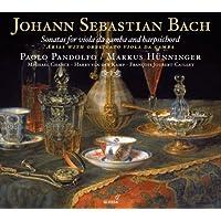 J.S. Bach: Sonatas for viola da gamba and (Bass Van)
