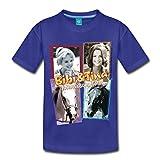 Bibi Und TinaTohuwabohu Total Sabrina Amadeus Kinder Premium T-Shirt von Spreadshirt®, 134/140 (8 Jahre), Königsblau