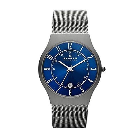 Skagen Herren-Uhren 233XLTTN