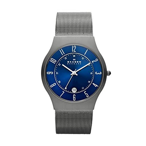 5191zorEqWL. SS510  - Skagen 233XLTTN Mens watch