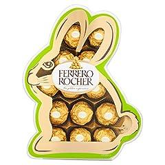 Idea Regalo - Cioccolato a forma di coniglietto Ferrero Rocher T13, 162,5 g